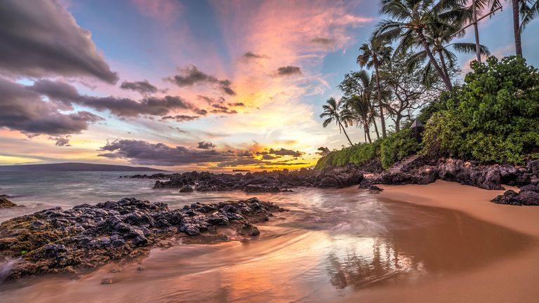 beach-in-maui-hawaii